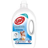 SAVO biela bielizeň 2,5 l (50 praní) - Prací gél