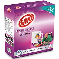 SAVO farebná bielizeň 3.5 kg (50 praní) - Prací prášok