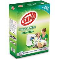 SAVO farebné aj biele 5 kg (70 praní) - Prací prášok