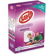SAVO farebná bielizeň 5 kg (70 praní) - Prací prášok