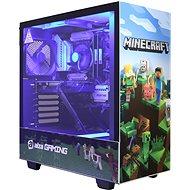 Alza GameBox GTX1660S Minecraft - Herný PC