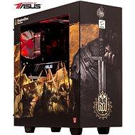 Alza GameBox GTX1070Ti Kingdom Come Edícia - Počitač