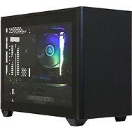 Alza BattleBox Ryzen RTX3070 Mini - Herný PC
