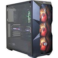 Alza BattleBox Ryzen RX 6800 XT Master - Herný PC