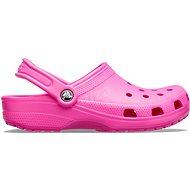 CROCS Classic Electric Pink - Šľapky