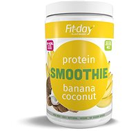 Fit-day Smoothie banán-kokos 600 g - Smoothie