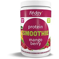 Fit-day Smoothie mango-malina 600 g - Smoothie