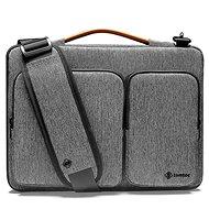 "tomtoc Messenger – 13"" MacBook Pro/Air (2016+), sivá - Taška na notebook"