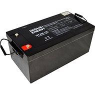 GOOWEI ENERGY OTL250-12, batérie 12V, 250Ah, DEEP CYCLE - Trakčná batéria