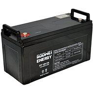 GOOWEI ENERGY OTL120-12, batéria 12V, 120Ah, DEEP CYCLE - Trakčná batéria