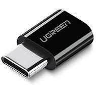 Redukcia Ugreen USB-C (M) to micro USB (F) OTG Adaptér Black