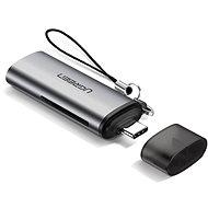 Čítačka kariet Ugreen USB-C 3.1 Card Reader  For TF/SD