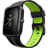 WowME Sport GPS čierne/zelené - Smart hodinky