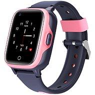 WowME Kids 4G pink - Smart hodinky
