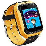 WowME Kids Smile yellow - Smart hodinky
