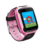 WowME Kids Smile pink - Smart hodinky