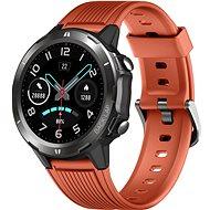 WowME Roundsport oranžové - Smart hodinky