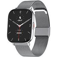 WowME Watch TS strieborné s remienkom milánsky ťah - Smart hodinky