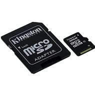 Kingston MicroSDHC 32GB Class 10 UHS-I + SD adaptér - Pamäťová karta