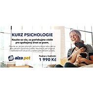 Kurz psichologie.cz - Voucher - online kurz psychológie pre spokojný život so psom