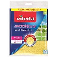VILEDA Actifibre mikrohadřík na okna 1 ks (32x36cm) - Handrička