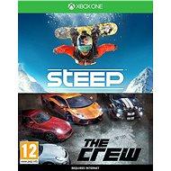 Steep & The Crew - Xbox One - Hra pre konzolu