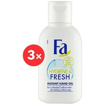 FA Hygiene & Fresh Instant Hand Gel 50 ml 2+1