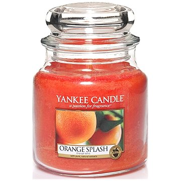 YANKEE CANDLE Classic stredná 411 g Orange Splash