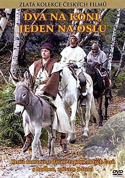 Dva na koni, jeden na oslu