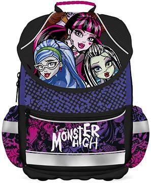 7aaf292fe8 PLUS Monster High - Školský batoh