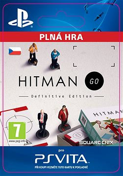 Hitman GO: Definitive Edition - SK PS Vita Digital