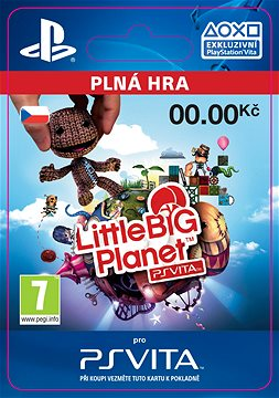 LittleBigPlanet PlayStation Vita Marvel Super Hero Edition- SK PS Vita Digital