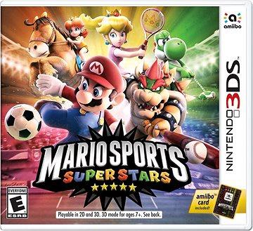 3DS Mario Sports Superstars + amiibo card (1pc) – Nintendo 3DS