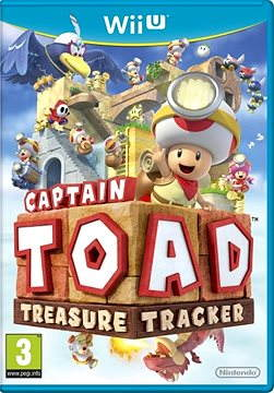 Nintendo Wii U - WiiU Captain Toad: Treasure Tracker