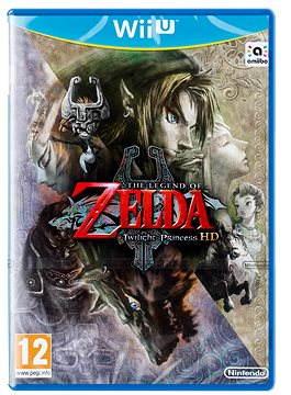 Nintendo Wii U – The Legend of Zelda: Twilight Princess HD