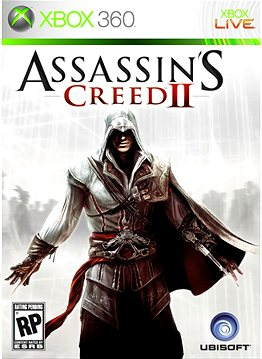 Assassin's Creed II (Game Of The Year) - Xbox 360