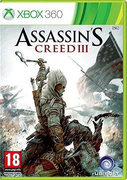 Xbox 360 - Assassin's Creed III CZ