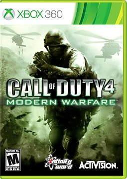Xbox 360 - Call of Duty: Modern Warfare