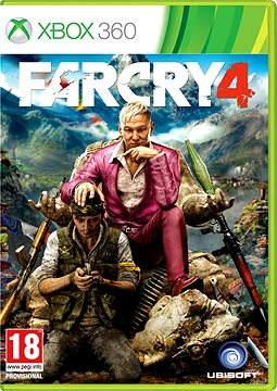 Xbox 360 - Far Cry 4 CZ