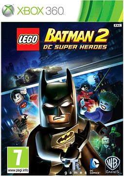 Xbox 360 - LEGO Batman 2: DC Super Heroes