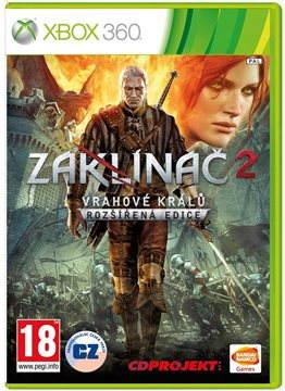 Xbox 360 - Zaklínač 2: Vrahovia kráľov
