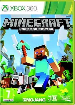 Xbox 360 - Minecraft (Xbox Edition)