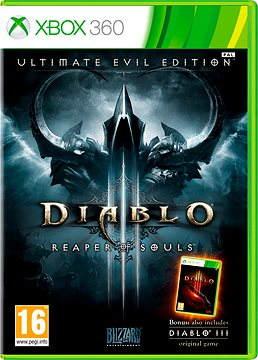 Xbox 360 - Diablo III: Ultimate Evil Edition
