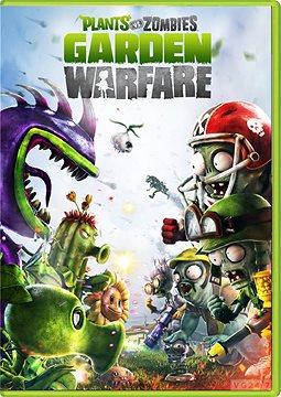 Xbox 360 - Plants vs Zombies Garden Warfare