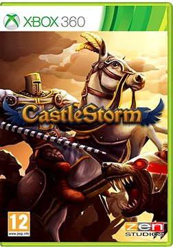 CastleStorm - Xbox 360 DIGITAL