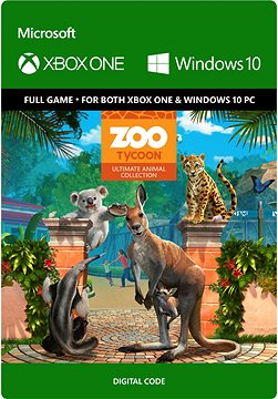 Zoo Tycoon: Ultimate Animal Collection - Xbox One DIGITAL