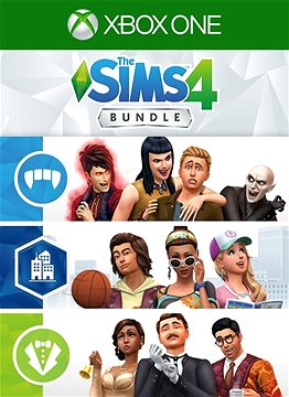 The SIMS 4: Extra Content Starter Bundle - Xbox One Digital