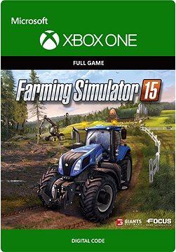 Farming Simulator 15 - Xbox One Digital