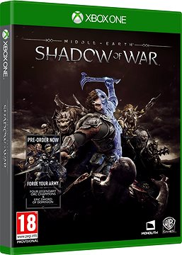 Middle-earth: Shadow of War – Xbox One