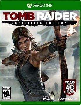 Tomb Raider: Definitive Edition – Xbox One